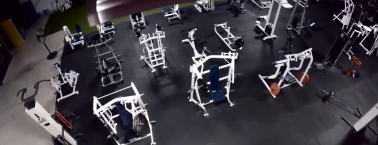 rutinas para gimnasio de 4 días a la semana