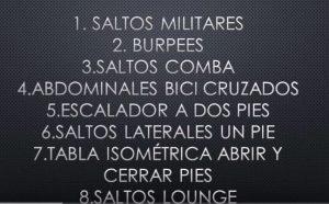 ejercicios aerobicos en casa