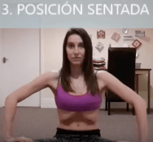 ejercicios abdominales inferiores sencillos